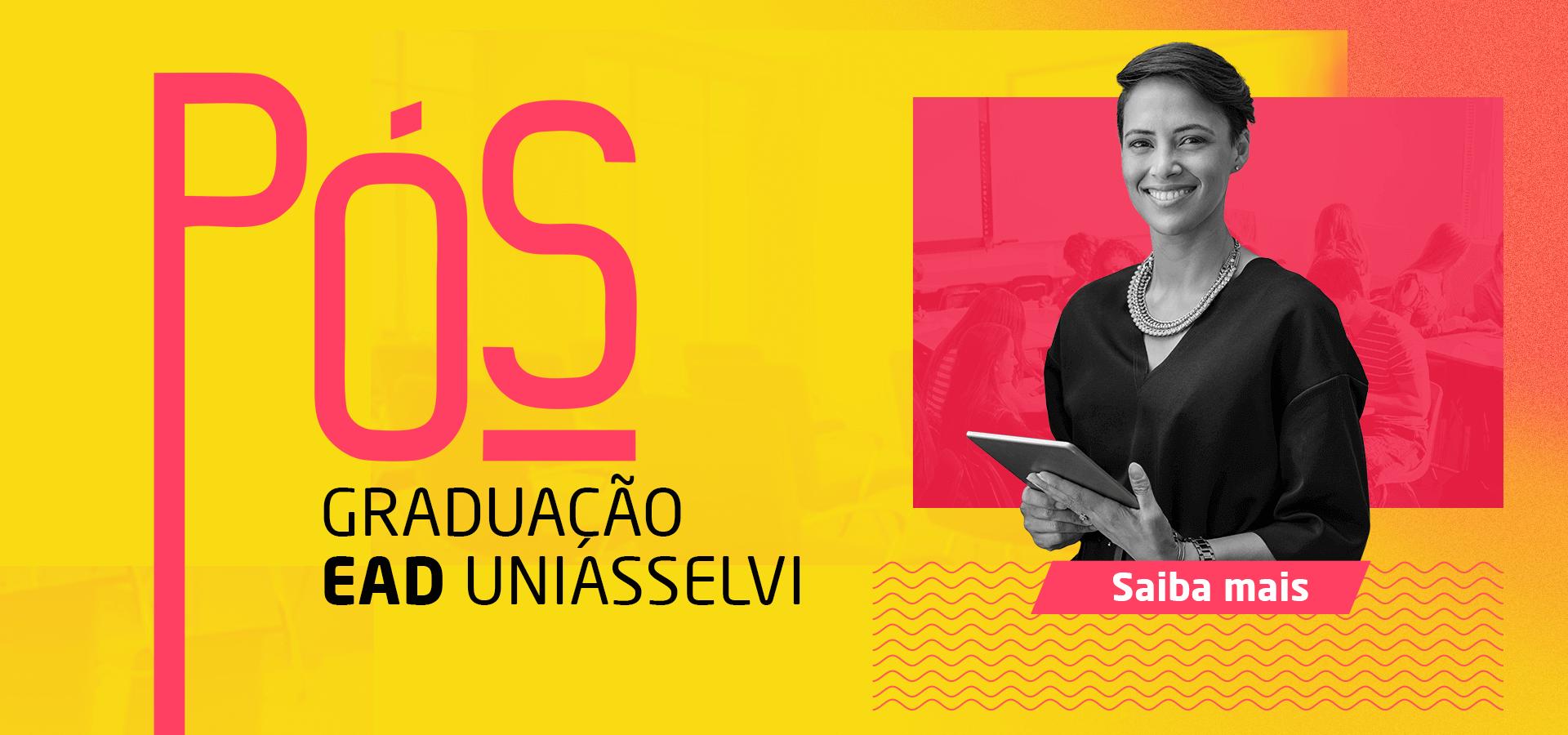 Pós-Graduação EAD Fadesc Uniasselvi